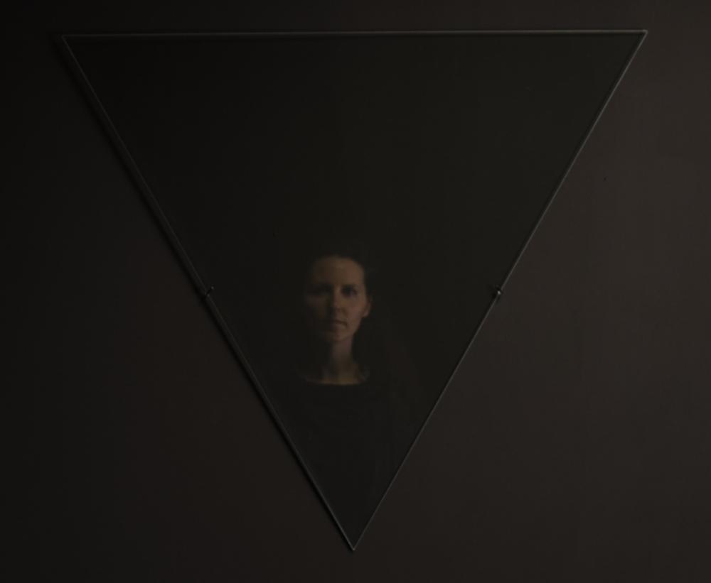 """6.""""Black Triangle"""", Katarzyna Pagowska, 2017"""