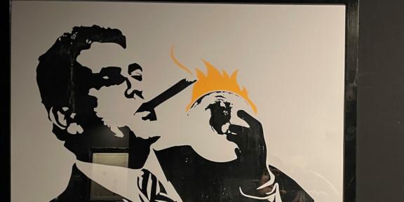 Banksy Basilea