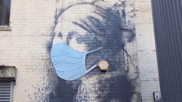Tutto Banksy, dalle origini alla pandemia, nel documentario su Sky Arte