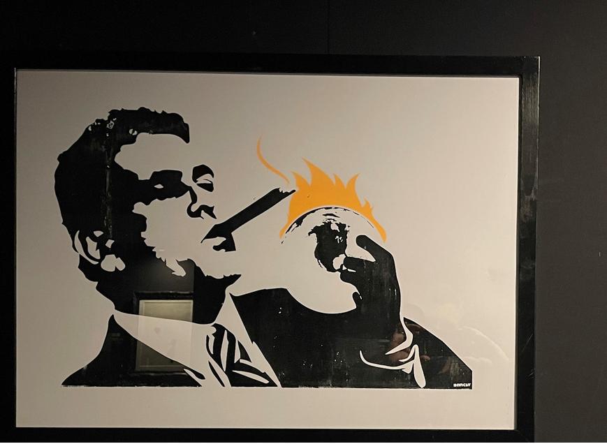 Giallo a Basilea. In una mostra su Banksy spunta… una nuova opera!