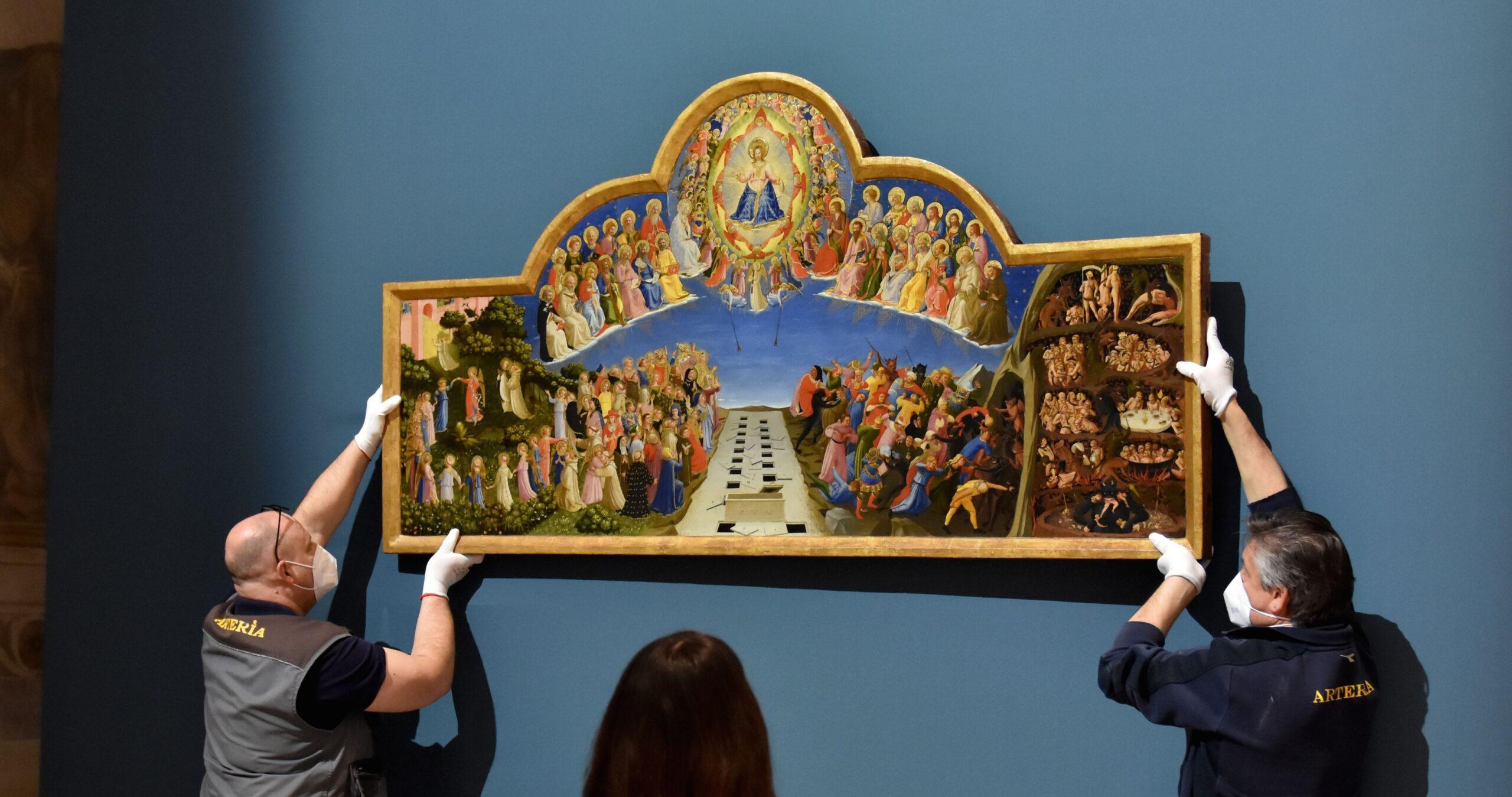 Se tu dai un Beato Angelico a me… Scambio di capolavori fra Firenze e Forlì