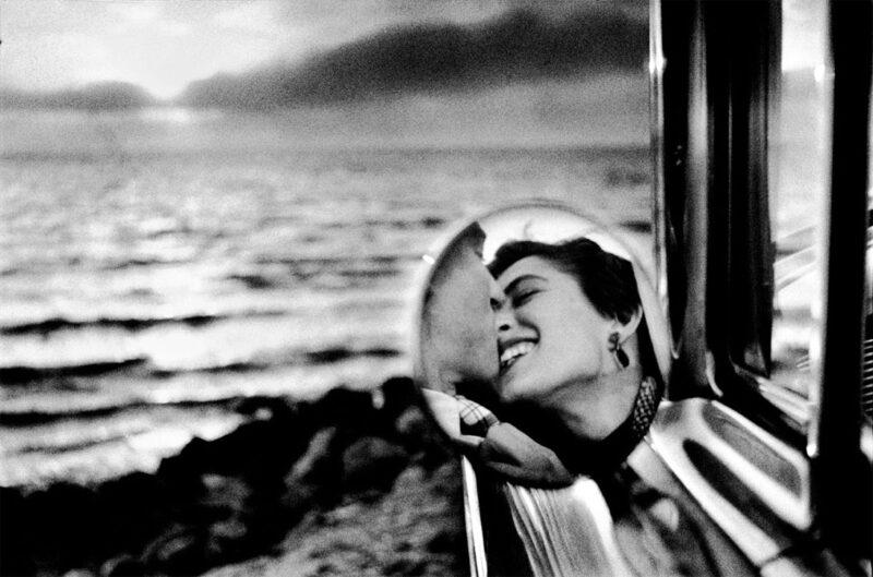 California Kiss (1955), Elliott Erwitt. Il silenzio ha un bel suono, Rai5