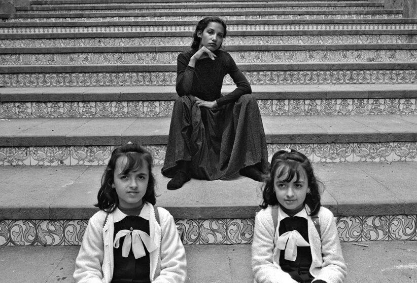 Ferdinando Scianna, dalla serie Marpessa, Caltagirone, Sicilia, 1987, © Ferdinando Scianna
