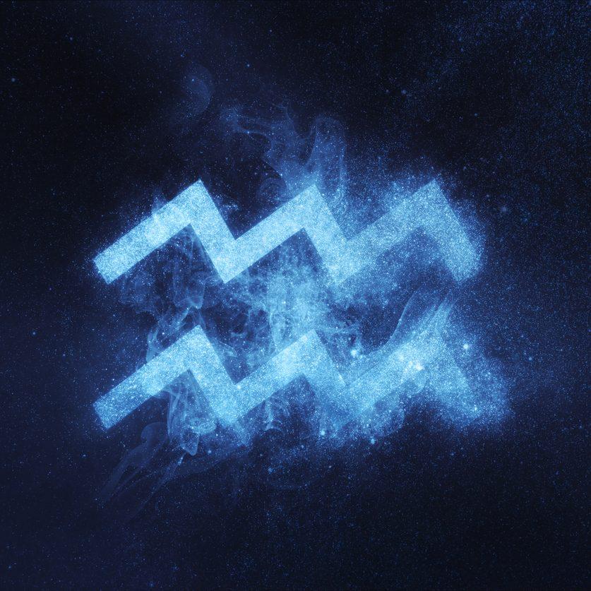 Simbolo astrologico dell'Acquario