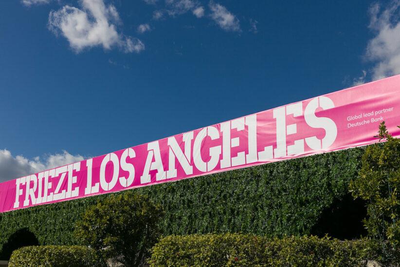 Frieze Los Angeles (foto Mark Blower, Frieze)