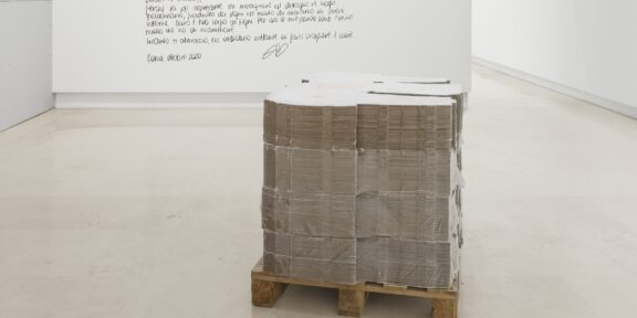 Giulia Crispiani, Incontri in luoghi straordinari, courtesy Fondazione La Quadriennale di Roma, foto DSL Studio