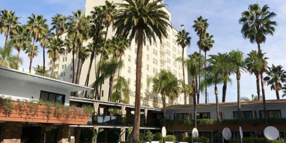 Il Roosevelt Hotel, location di Felix