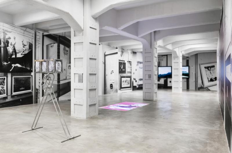 Retrofuturo. Appunti per una collezione, 2021, installation view at Macro - Courtesy the artists and Macro Roma, ph. Agnese Bedini and Melania Dalle Grave by DSL Studio