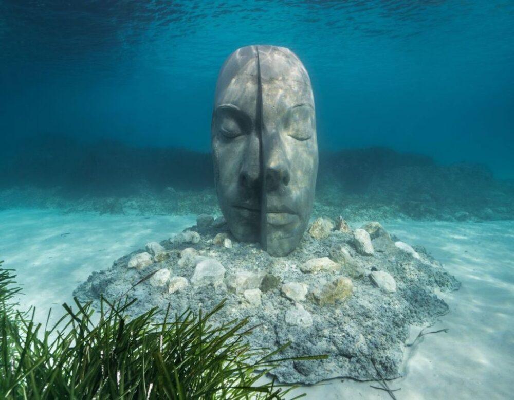 Cannes Underwater Museum, Île Sainte-Marguerite, France