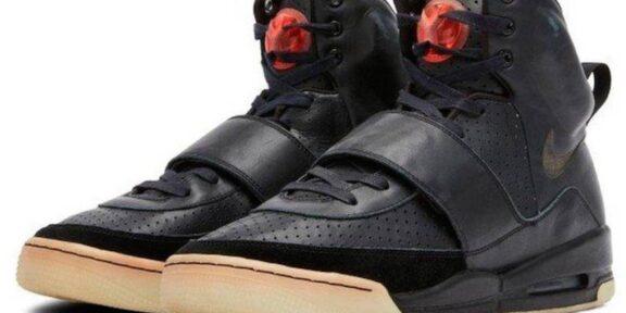 Le Nike Air Yeezy 1 da record da Kanye West