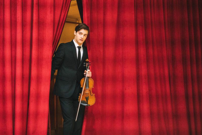 Leonardo Mazzarotto (Matteo), La Compagnia del Cigno2, Rai1 Ph Sara Petraglia