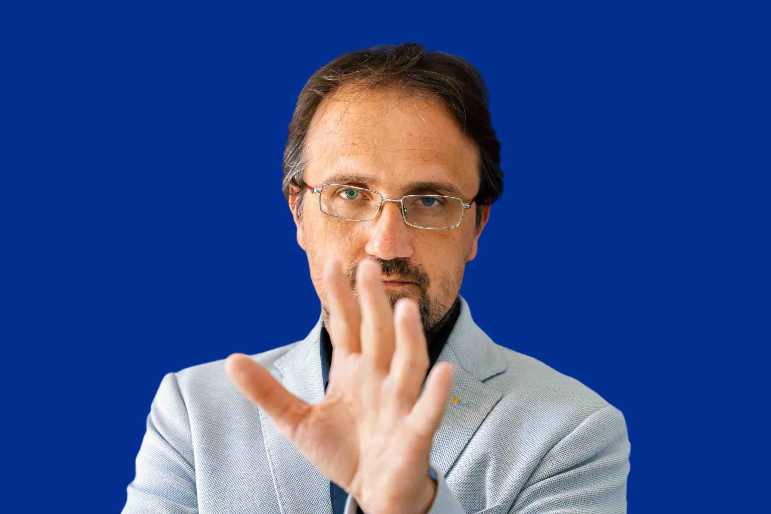 Luca Nannipieri presenta il suo nuovo libro A Cosa Serve la Storia dell'Arte