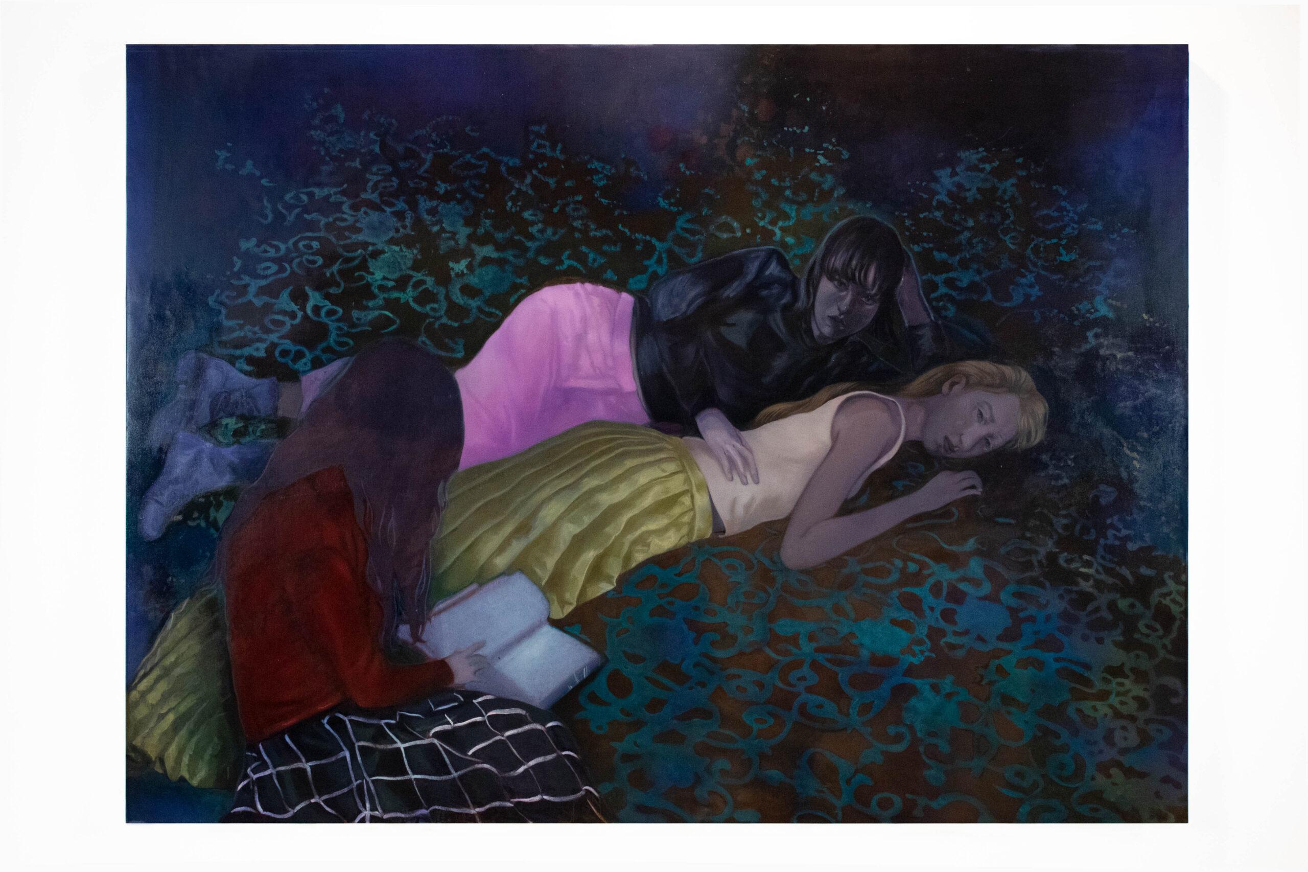 La pittura come luogo di introspezione. La personale di Maddalena Tesser a Venezia