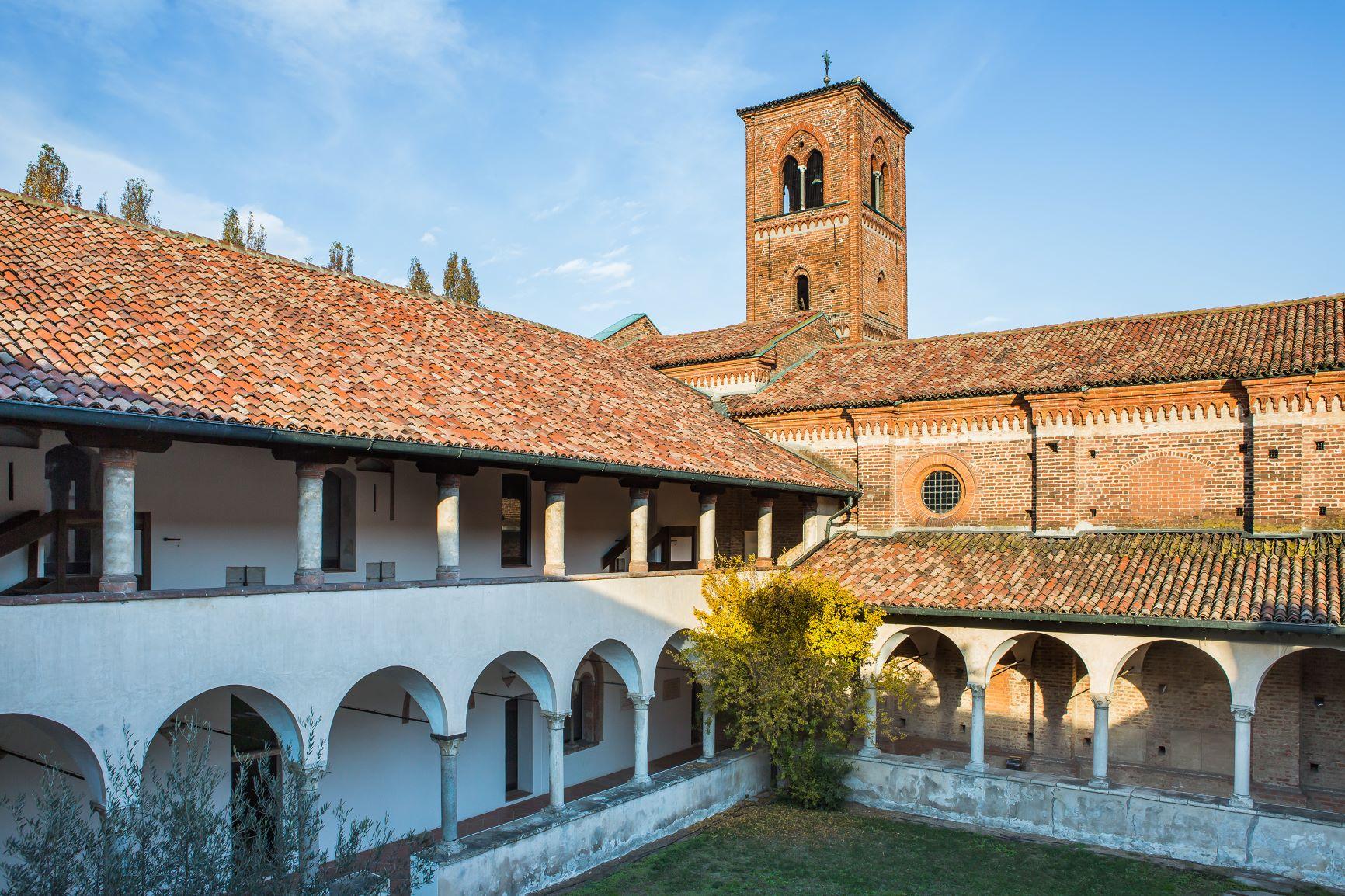 Dai un futuro alla storia: la raccolta fondi per il restauro del campanile dell'Abbazia di Mirasole