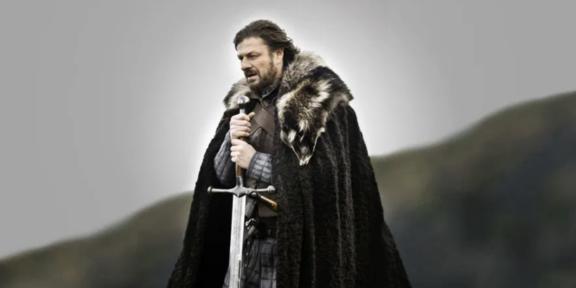 Ned Stark ne Il trono di Spade