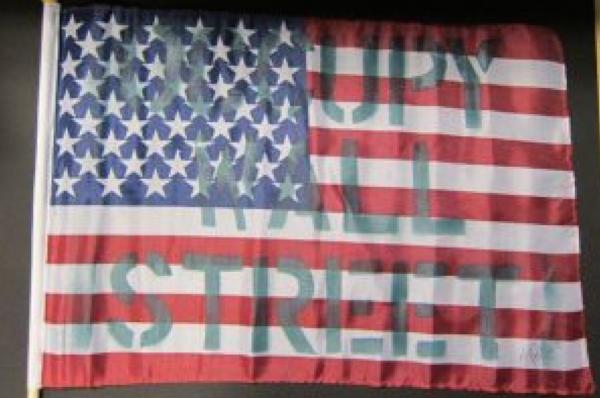 Occupy Wall Street è fra gli oggetti della Rapid Response collecting