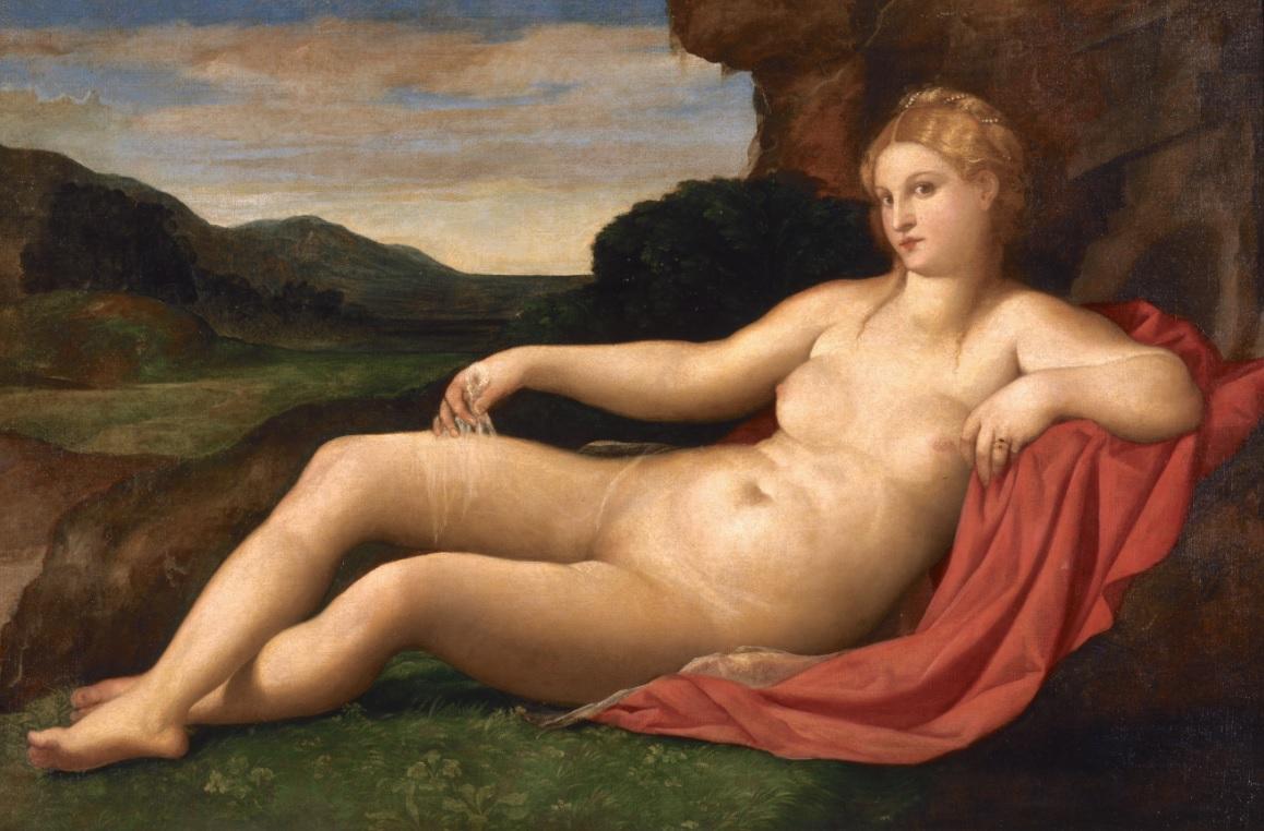 La seducente Venere di Palma il Vecchio incanta in asta da Lempertz