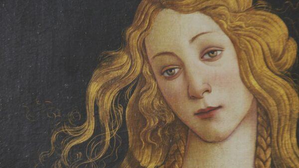 La bellezza secondo Botticelli e Gillo Dorfles, in Art Night su Rai5