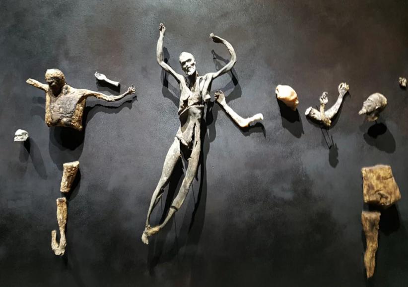 Roberto Cuoghi, Padiglione Italia, Biennale 57 Arte Contemporanea