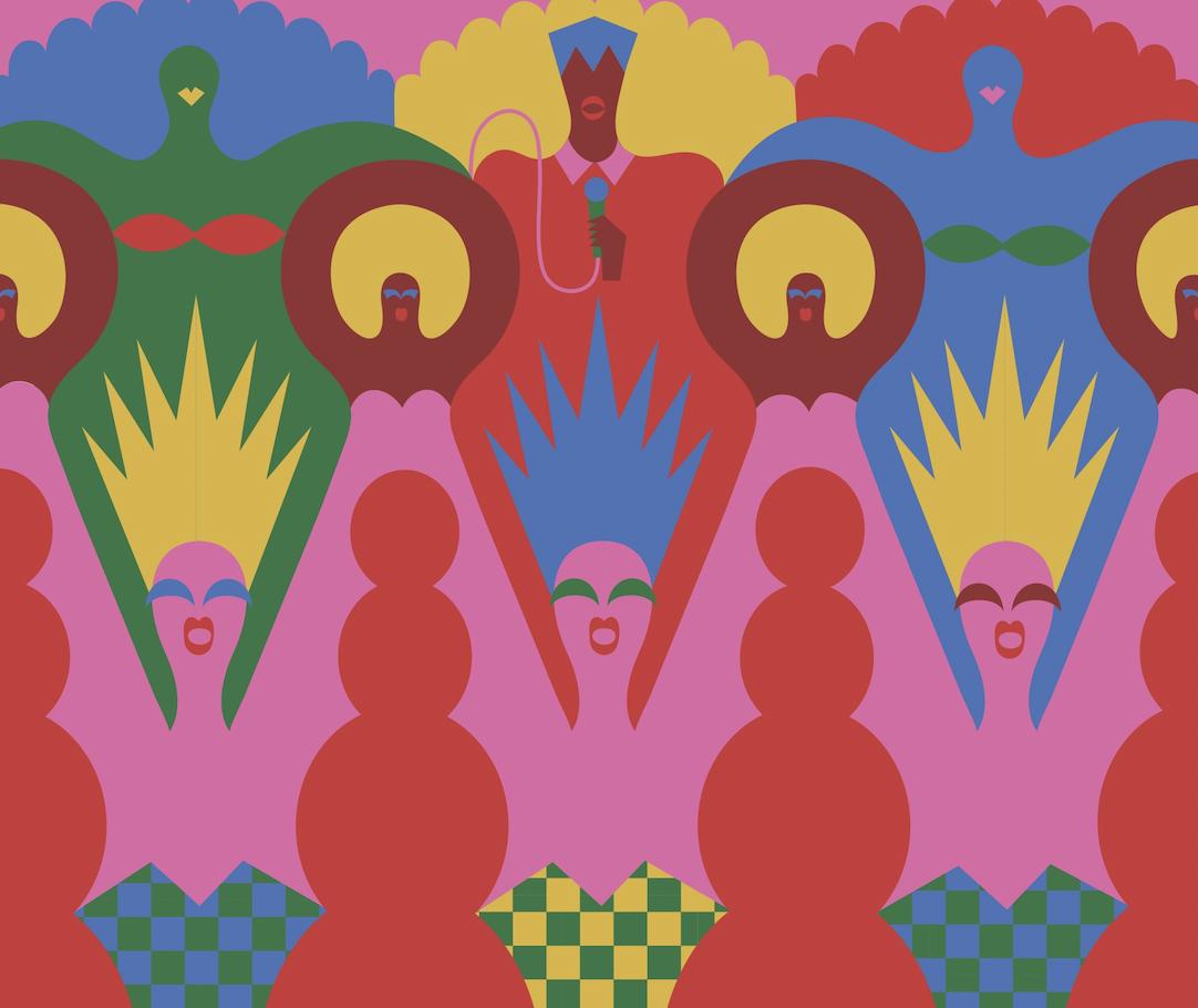Dai Beatles al Futurismo. Caleidoscopica: il mondo illustrato di Olimpia Zagnoli