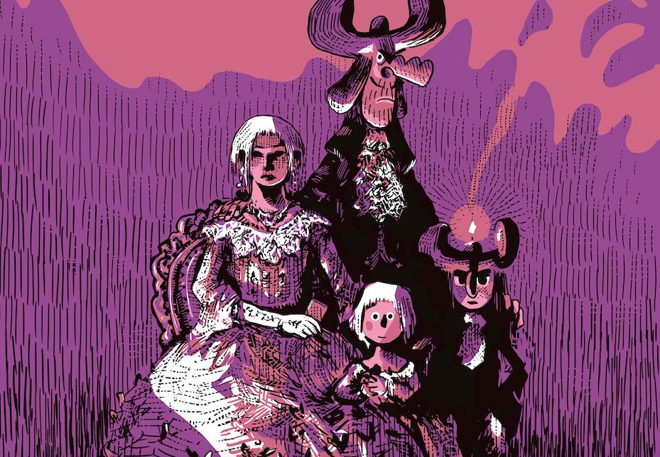 Il viaggio, una fiaba nera e allucinata di Marco Corona