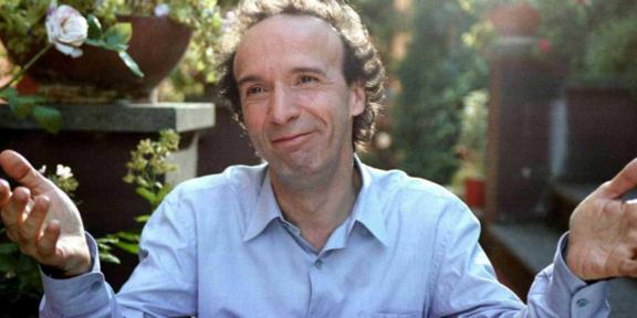 Roberto Benigni Leone d'Oro