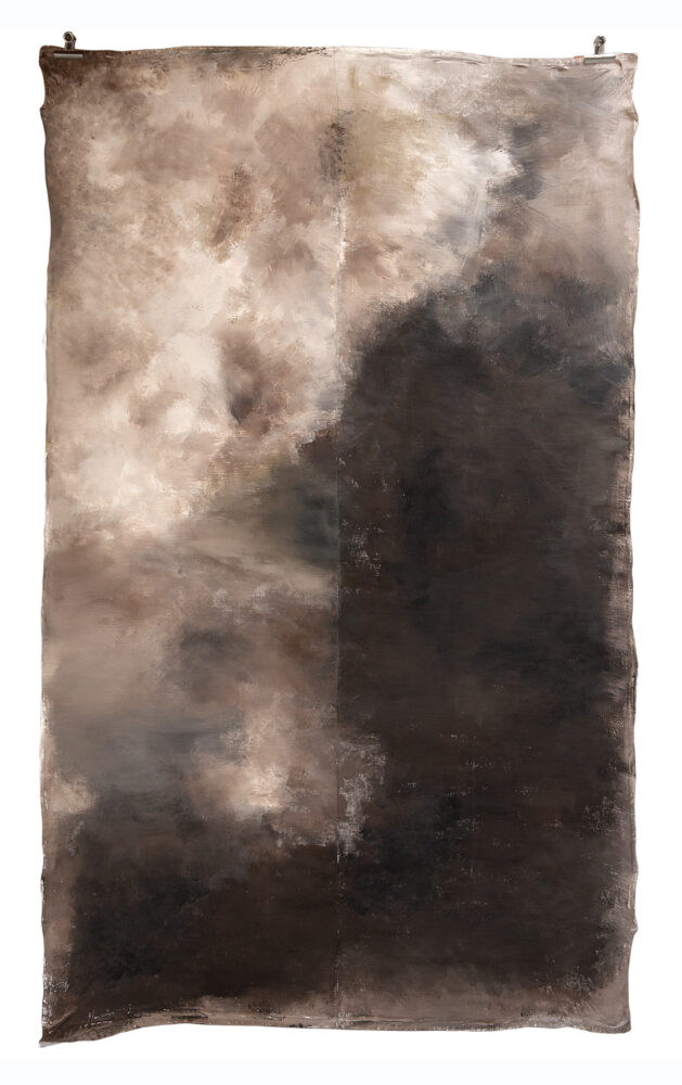Silvia Bigi, Backdrop, dalla serie From dust you came (and to dust you shall return), 2020