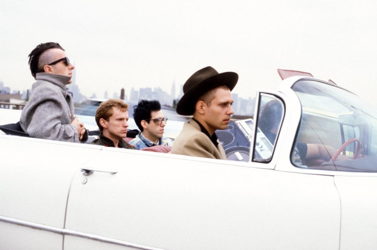 Rabbia e poesia: un documentario racconta la leggenda dei Clash