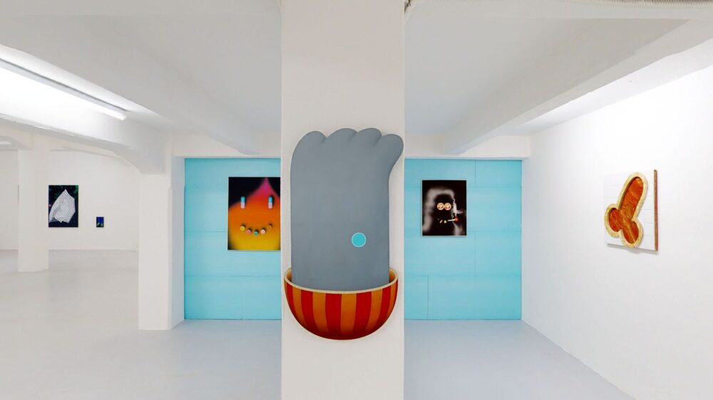 The Flat-Massimo Carasi, Noises From The Closet Group Exhibition
