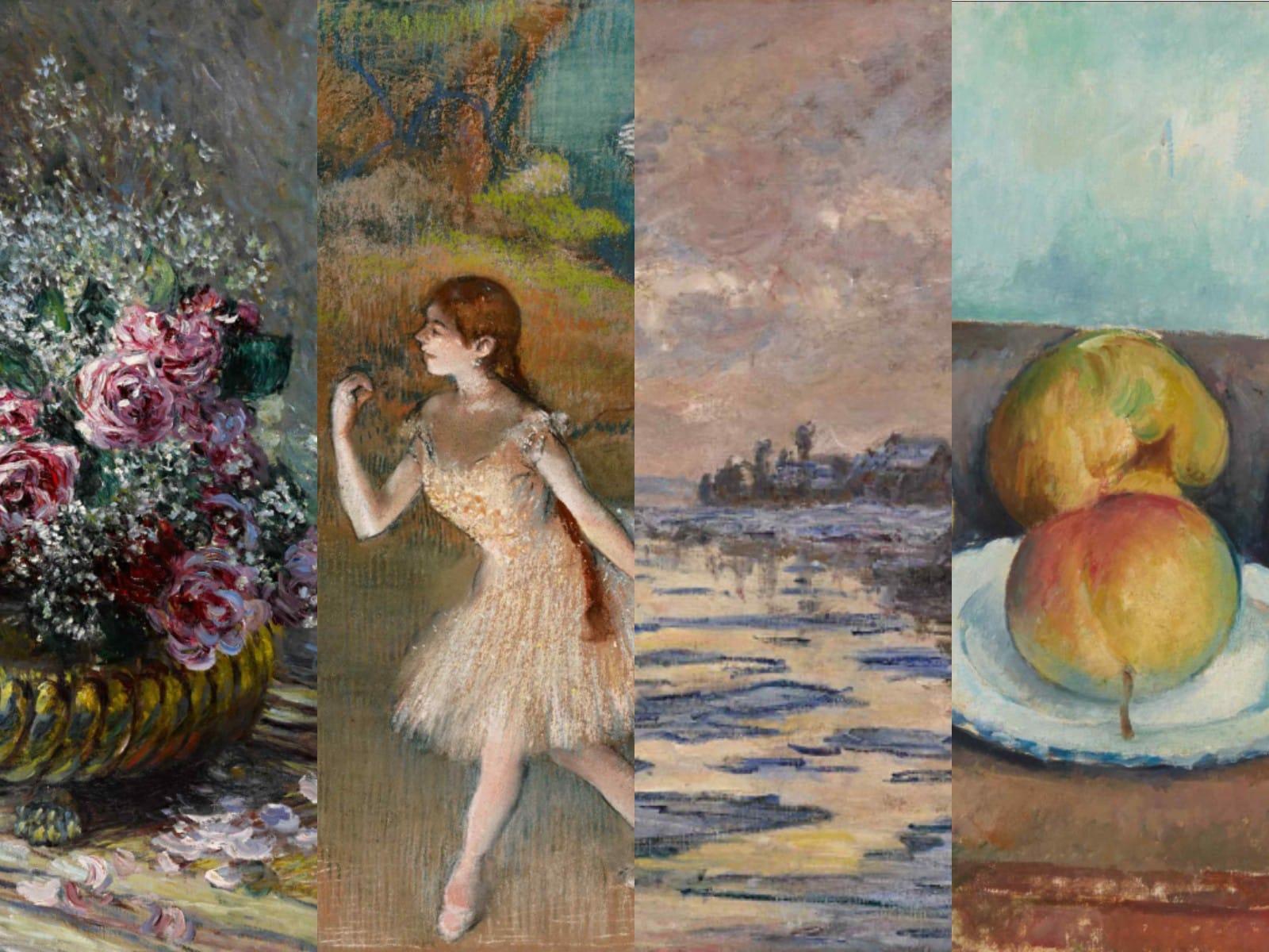 Cézanne, Degas, Monet. Grande appuntamento con l'Impressionismo da Sotheby's