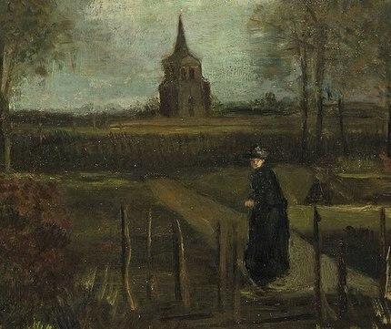 Arrestato in Olanda un uomo coinvolto nel furto di un van Gogh