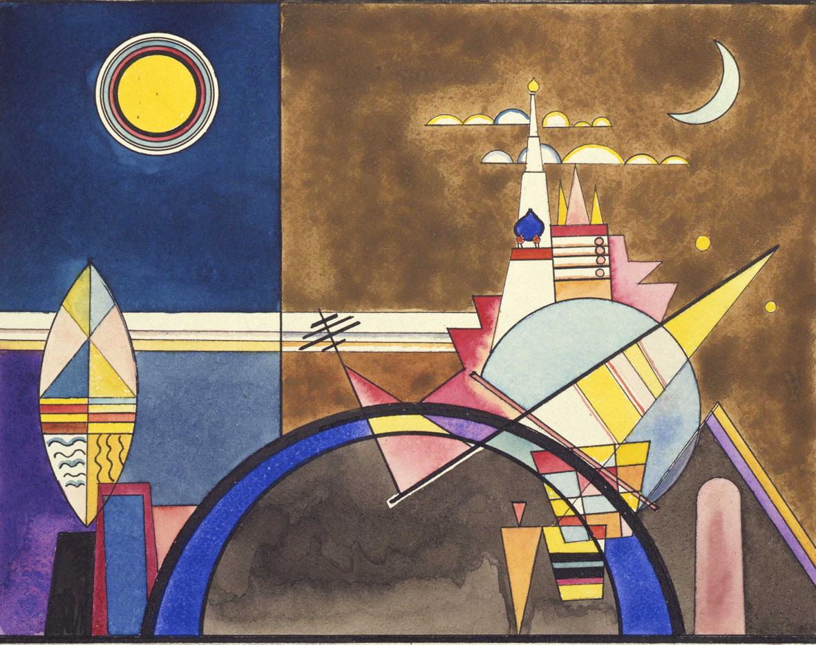 Da Klee a Kandinsky. Vedere la musica: le infinite interazioni tra la pittura e l'elemento musicale