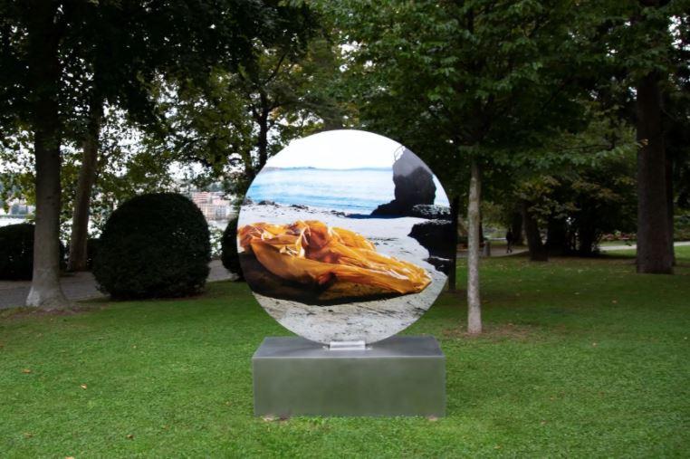 "#SAMEOUTCOME, Giacomo ""Jack"" Braglia – Parco Ciani, Lugano Ph Giorgia Panzera"