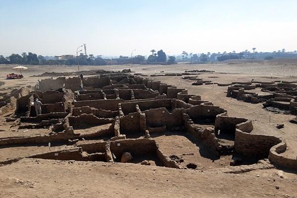 Egitto, città d'oro