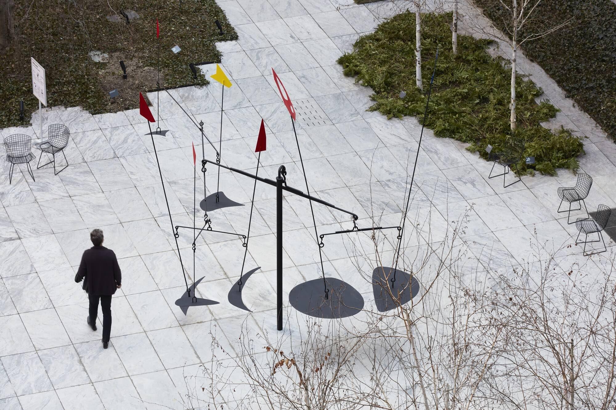Scultura assoluta. Il video della mostra che il MoMA dedica ad Alexander Calder