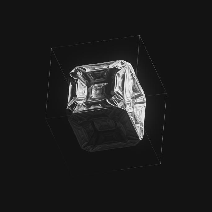Pak, The Cube. Venduto da Sotheby's per