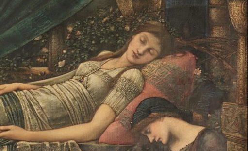 La bella addormentata, ma senza il bacio