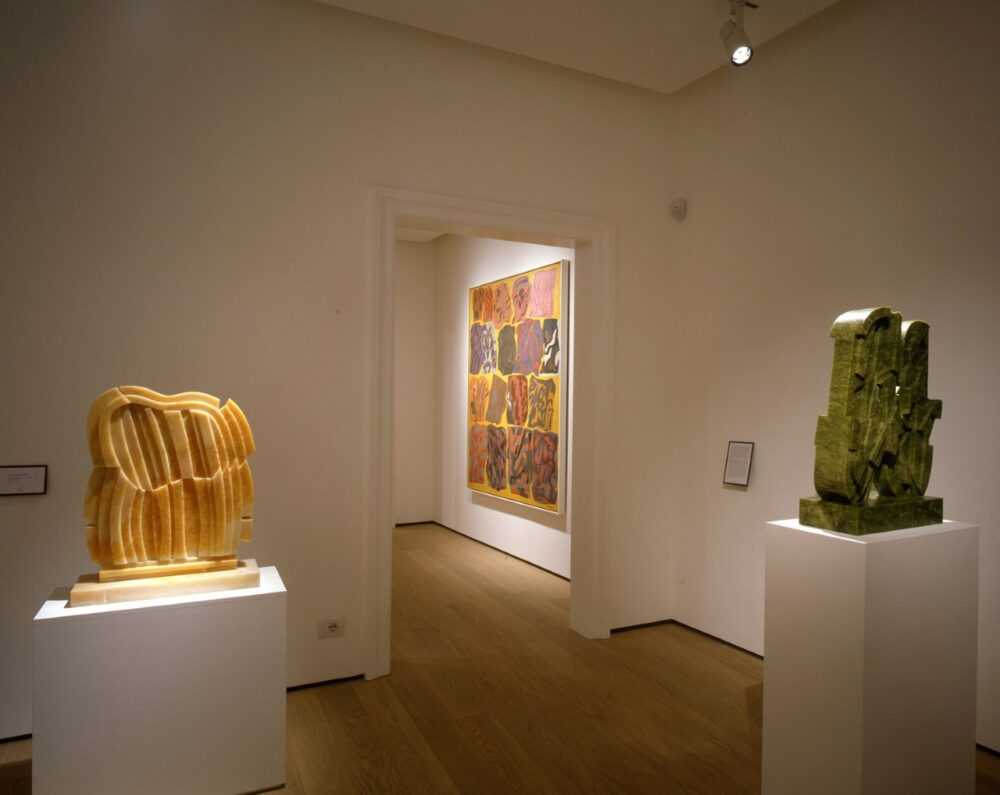 La mostra dedicata a Pietro Consagra