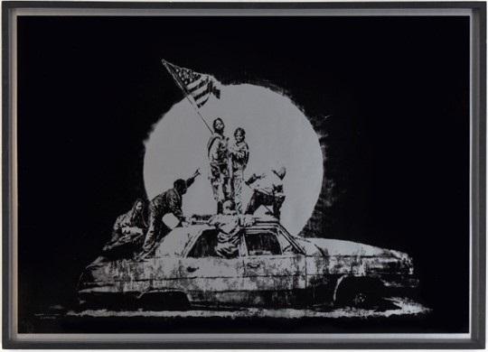Banksy mostra Roma