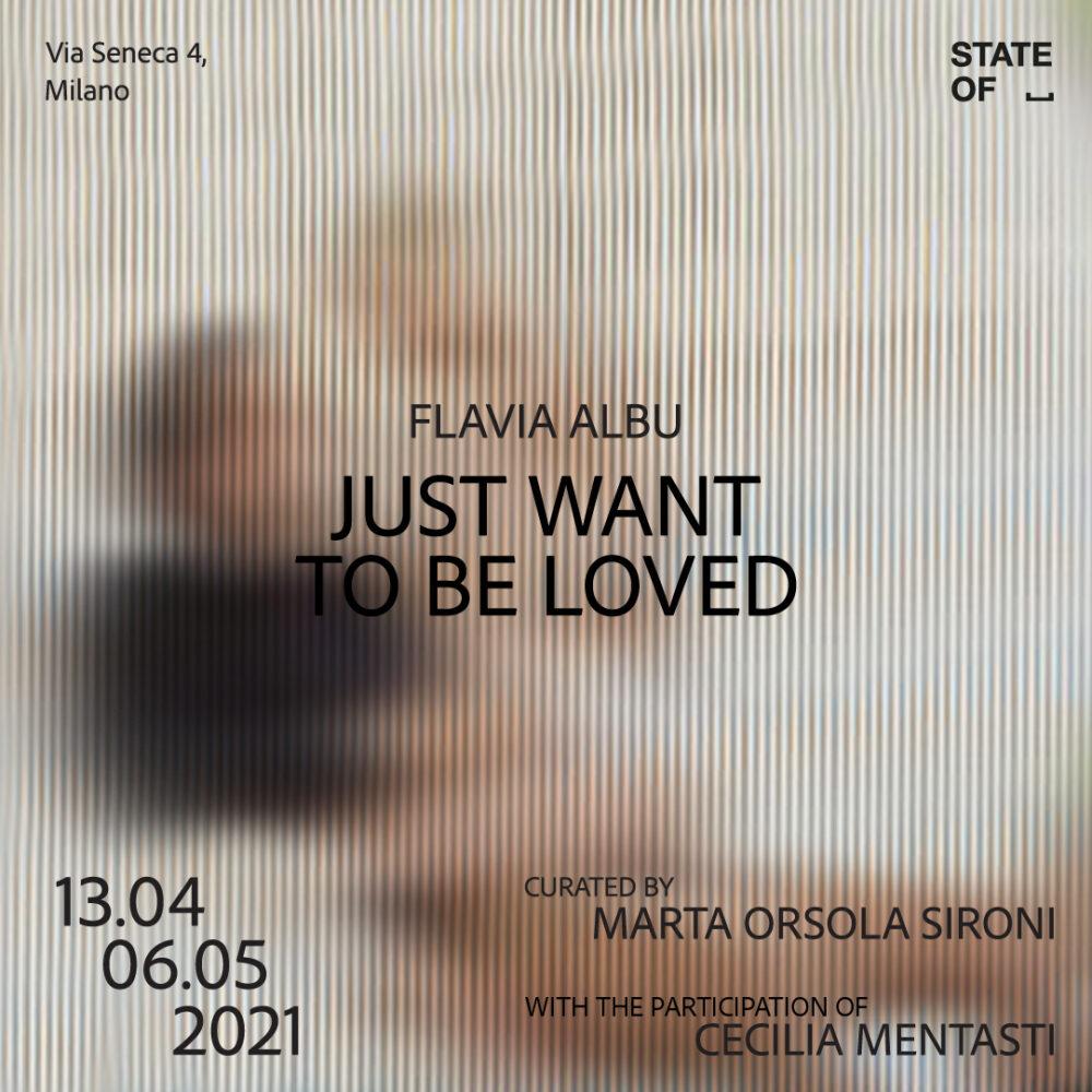 Flavia Albu a State Of