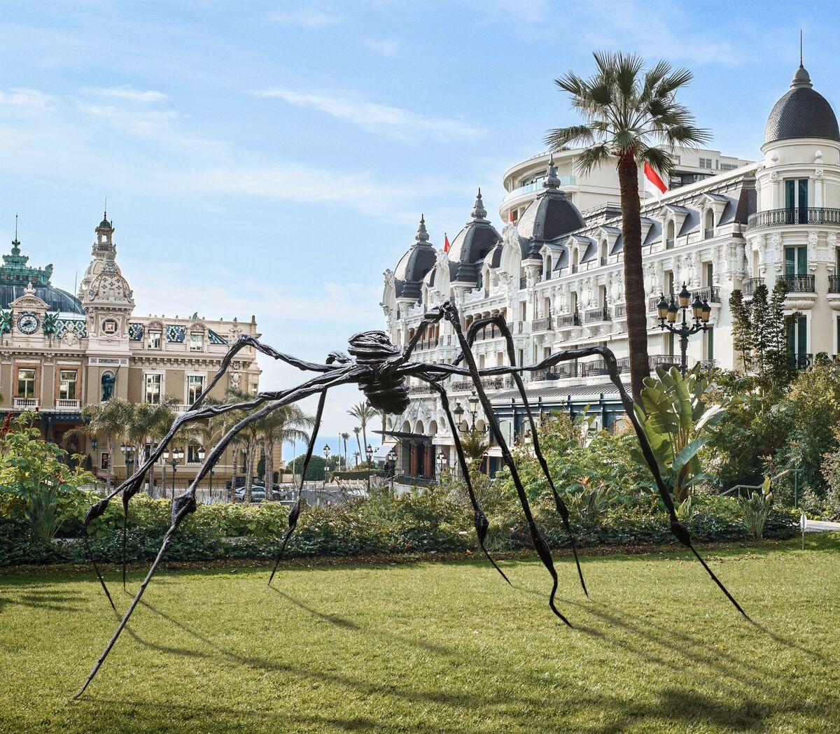 La galleria internazionale Hauser & Wirth presenta un nuovo spazio a Monaco