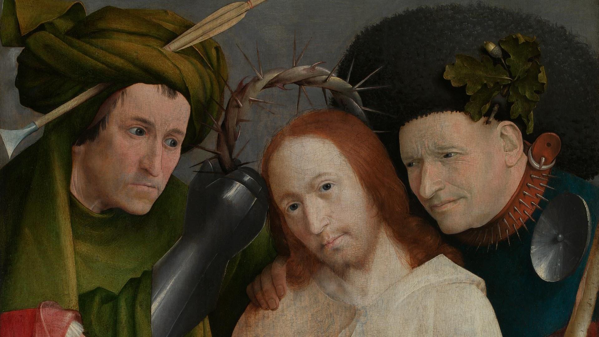 Il Cristo deriso di Hieronymus Bosch in dieci minuti