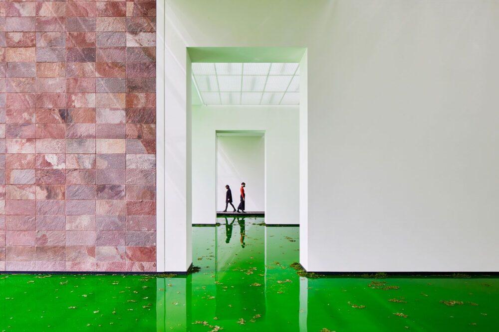 Life, Olafur Eliasson, Fondation Beyeler, Courtesy dell'artista. Galleria Tanya Bonakdar. © 2021 Olafur Eliasson, foto: Mark Niedermann