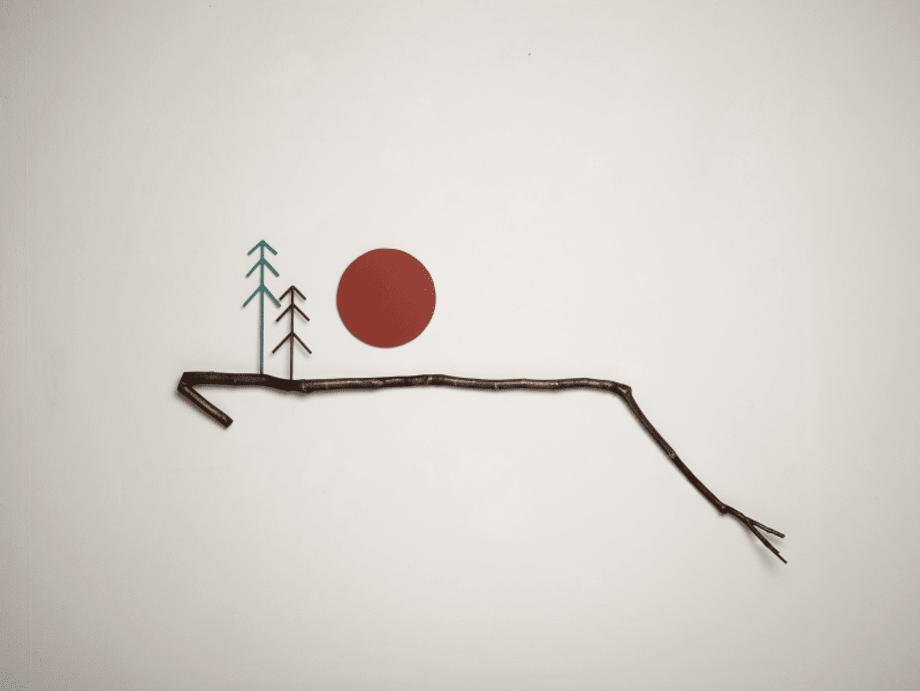 Composizioni in equilibrio precario. L'intima ricerca con la natura di Flavio Paolucci a Lugano