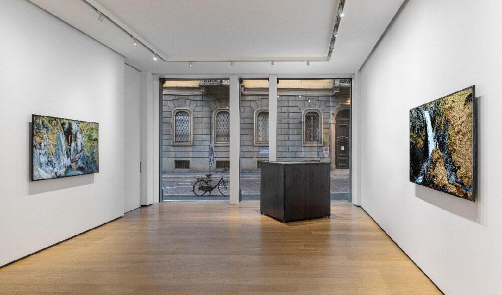BUILDING - Installation view - Yuval Avital. E T E R E - 08.04.2021 - 26.06.2021 ph. Leonadro Morfini, courtesy BUILDING