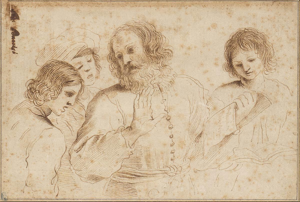Dal Guercino all'Orizzonte: Bertolami porta in asta gli Old Masters