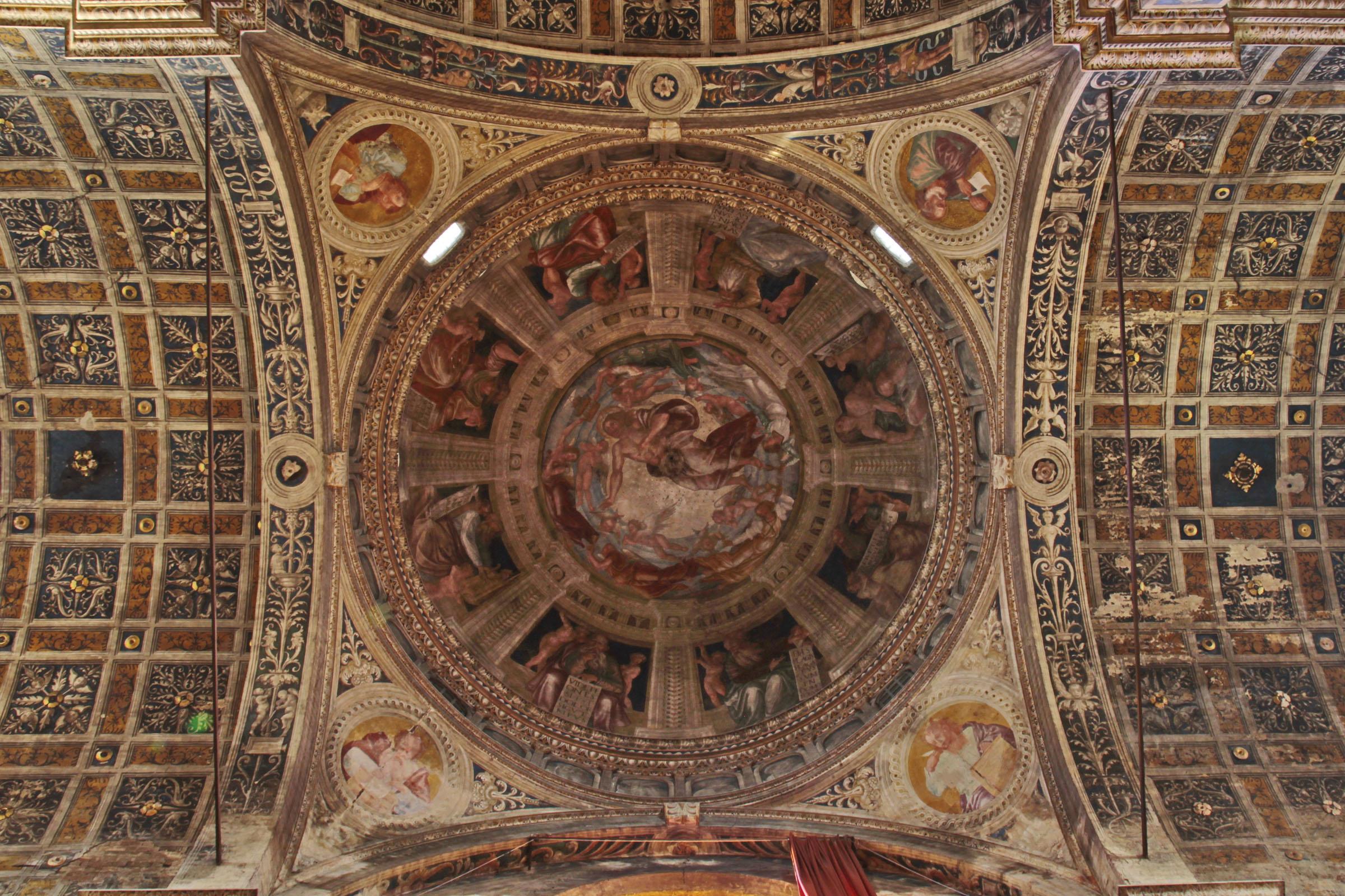 La Madonna Sistina di Raffaello rivive nella chiesa di San Sisto a Piacenza