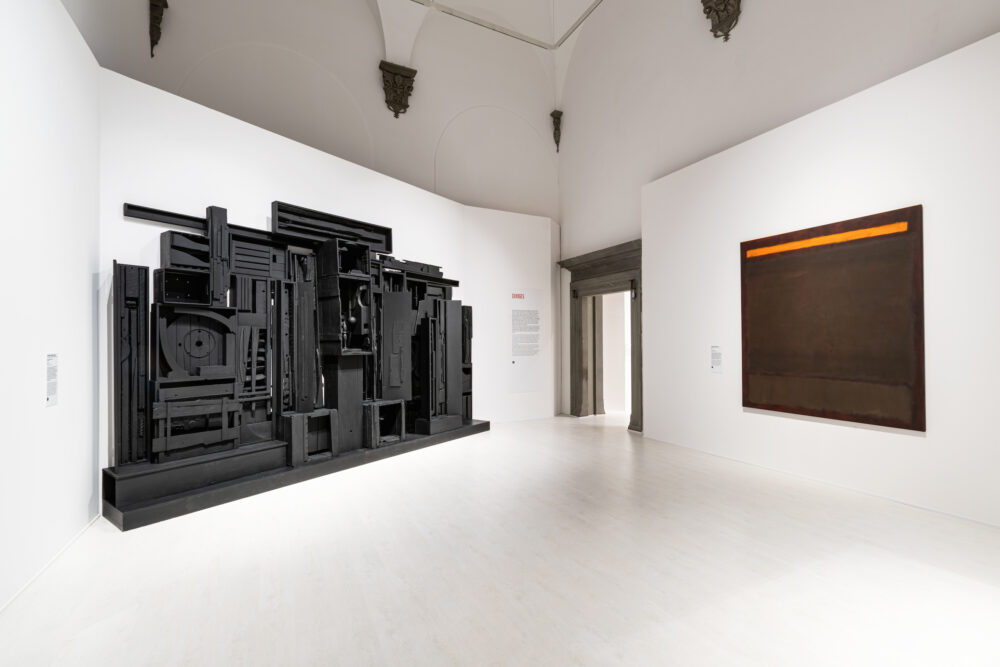 American Art 1961-2001, Palazzo Strozzi, Firenze (foto OKNOStudio)