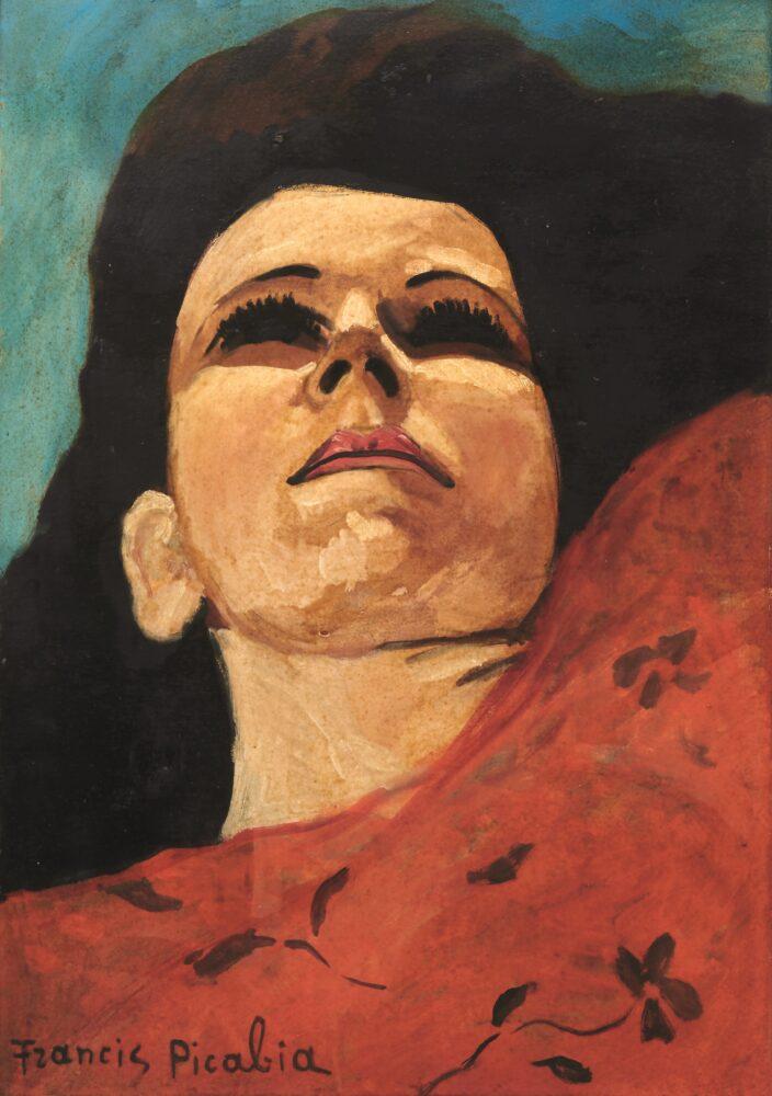 Francis Picabia, Ritratto di donna