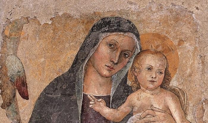 La preziosa Madonna delle Partorienti in anteprima a Torino